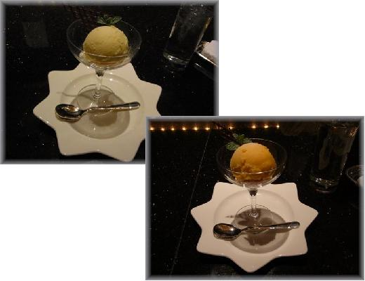 和栗とマンゴーのアイス.JPG