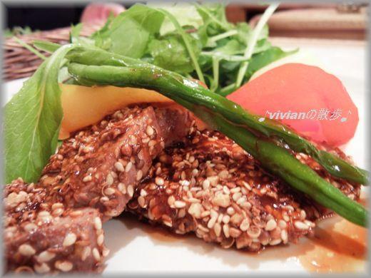 豚肉の香草焼きアップ.JPG
