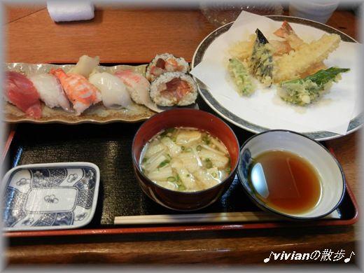 寿司 天ぷら定食.JPG